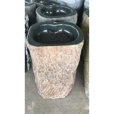Natural Stone Wash Basin - 4-3,WB-g-03