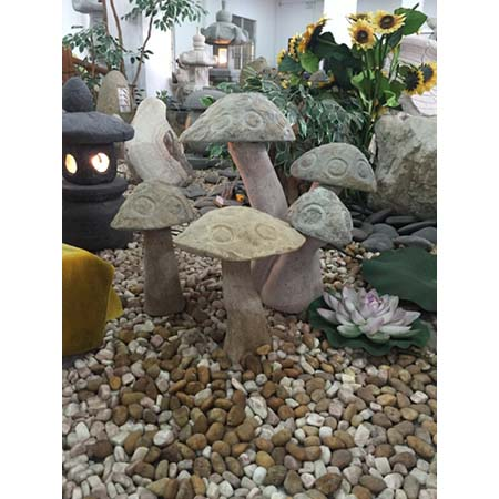 Stone Garden Ornaments - 6-3,Décor-g-03